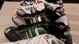 Chaussures / bottines SPARCO TIME 77