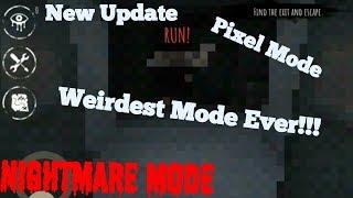 New Update Of Eyes:Pixel Mode-Nightmare Mode
