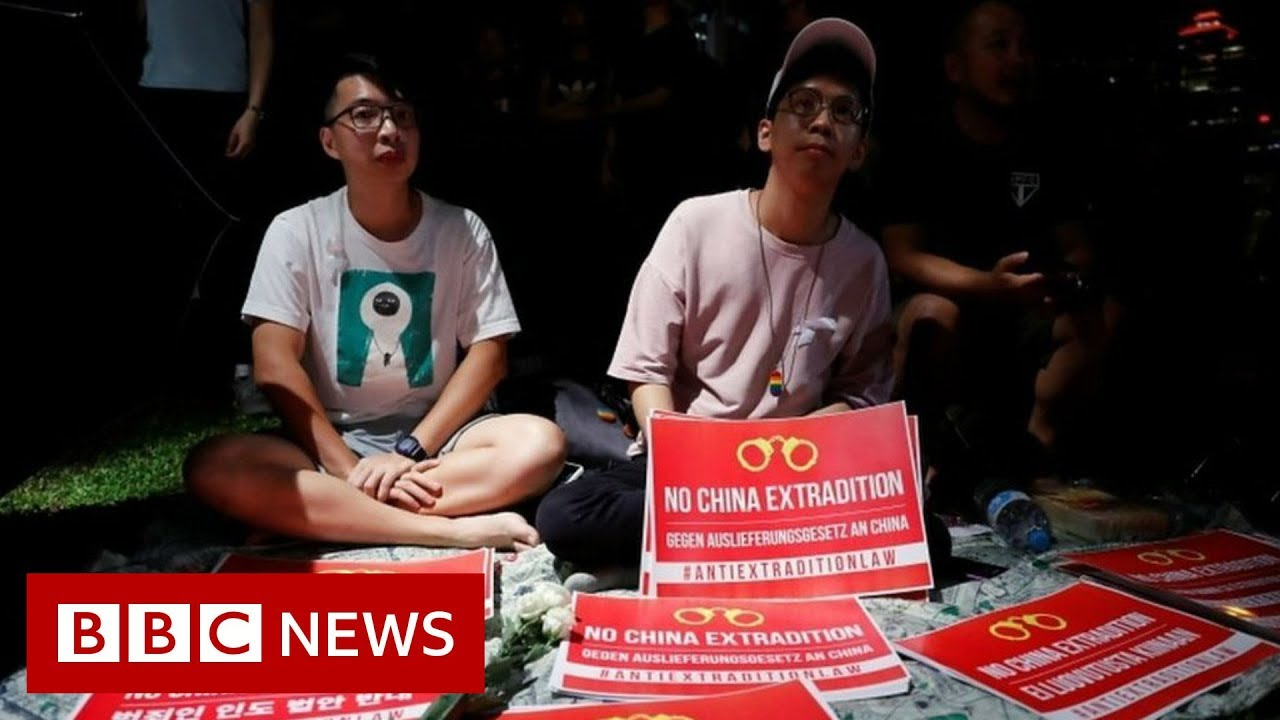 BBC News:Hong Kong protests: Why people are taking to the streets - BBC News