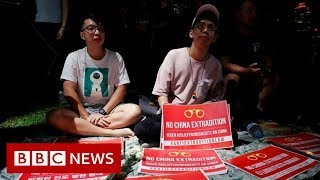 Hong Kong protests: Why people are taking to the streets - BBC News