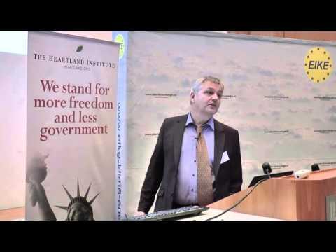 Prof. Henrik Svensmark: Der Einfluss kosmischer Strahlung auf das Klima - Cosmic Rays and Climate