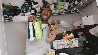 FlightReacts FULL SNEAKER COLLECTION 2021! (BEST HEAT ON THE INTERNET!)