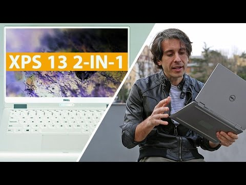RECENSIONE Dell XPS 13 2-in-1: Kaby Lake + Wacom = TOP