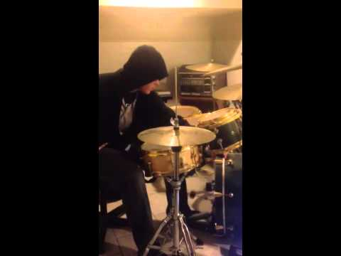 Jay-Z - my name is HOV (drum cover) ben harmer