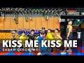 Download lagu KISS ME KISS ME by Sarah Geronimo | Zumba® | Pinoy Pop | Kramer Pastrana