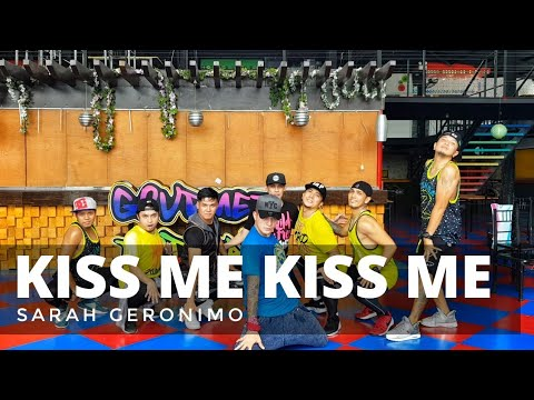 Download KISS ME KISS ME by Sarah Geronimo | Zumba® | Pinoy Pop | Kramer Pastrana Mp4 baru