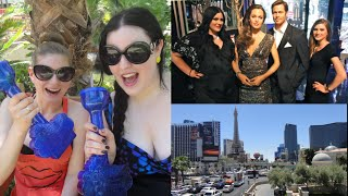 VEGAS VACATION - DAY 2: POOL PARTY, MADAME TUSSAUDS, SUGAR FACTORY