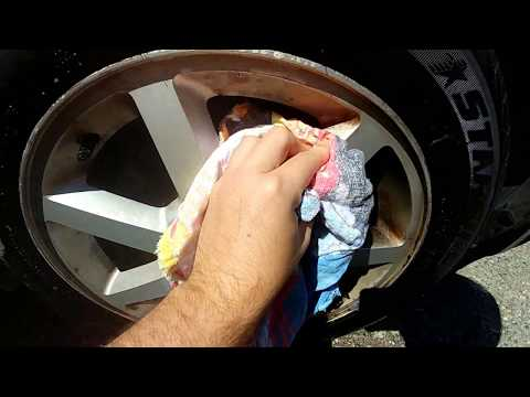 Eagle One Wheel Cleaner product review