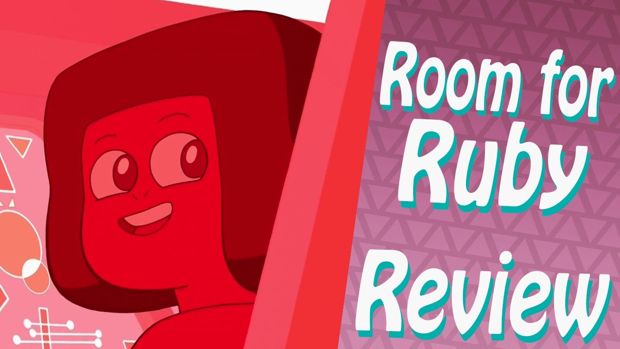 Steven Universe Room For Ruby