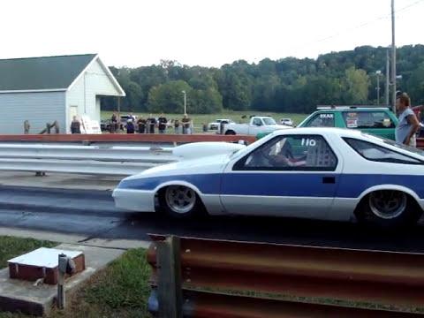 The Indiana Legend John Armenoff @ Speed's New Hope Dragway