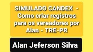 06 - CANDEX - Criação do Pedido 03 - Partido Isolado - VEREADOR + Digitação distribuída