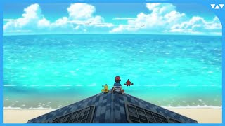 Pokémon Sun and Moon - Hau'oli City (APIECEOFONION REMIX)(SkyMagic)