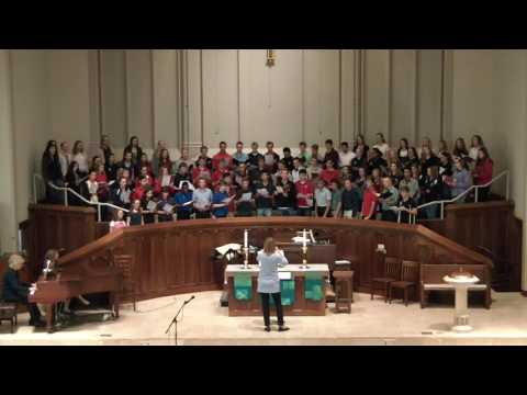 2016 Cair Paravel Latin School Fall Choral Clinic