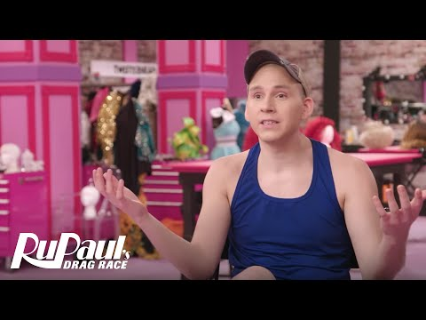 Trixie Mattel on Overcoming Fear & Reaching Her Full Potential | RuPaul's Drag All Stars