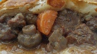 How To Cook Venison.part.4.haunch Pie...