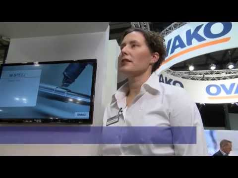 Explaining the Ovako attribute brands at Alihankinta Subcontracting 2015