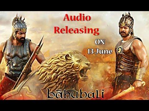 Baahubali Audio Releasing on June 13 !!   Prabhas, Anushka, Tamannaah   Telugu Movies News 2015