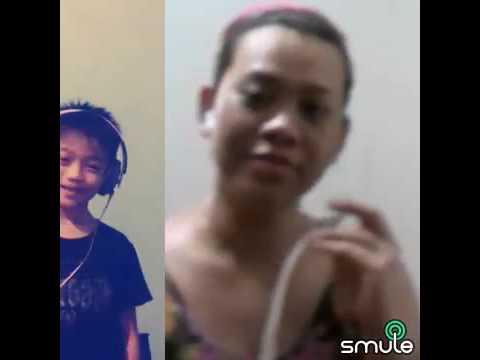 Sabda Cinta | Smule with AAN KDI (Junior)