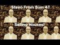 Capture de la vidéo Sum 41   Steve Jocz (Stevo 32) Selling Houses!