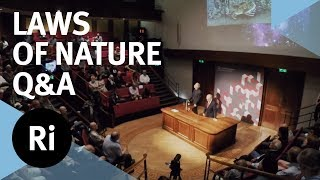 Q&A: Origins of the Laws of Nature - Peter Atkins