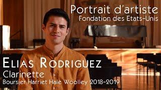 PORTRAIT D'ARTISTE | ELIAS RODRIGUEZ