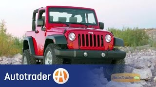 2007-2010 Jeep Wrangler - SUV | Used Car Review | AutoTrader