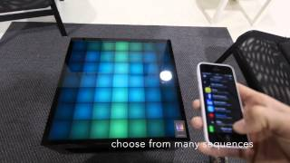 Interactive Led Lights Table - Table Interactive Avec Lumières Led - Mypixeek