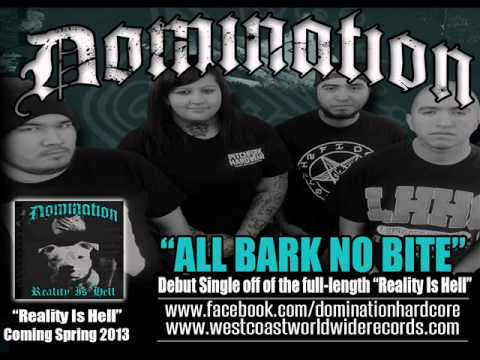 Domination - All Bark, No Bite (Preview Track)
