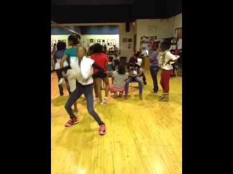 parkway middle dance class harlem shake v2