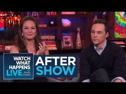 After : Diane Lane On Dating Jon Bon Jovi  WWHL