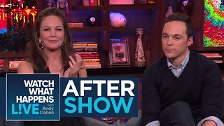 after show diane lane on dating jon bon jovi wwhl