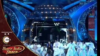 Dance India Dance Season 4 Grand Finale February 22, 2014 - Sumedh