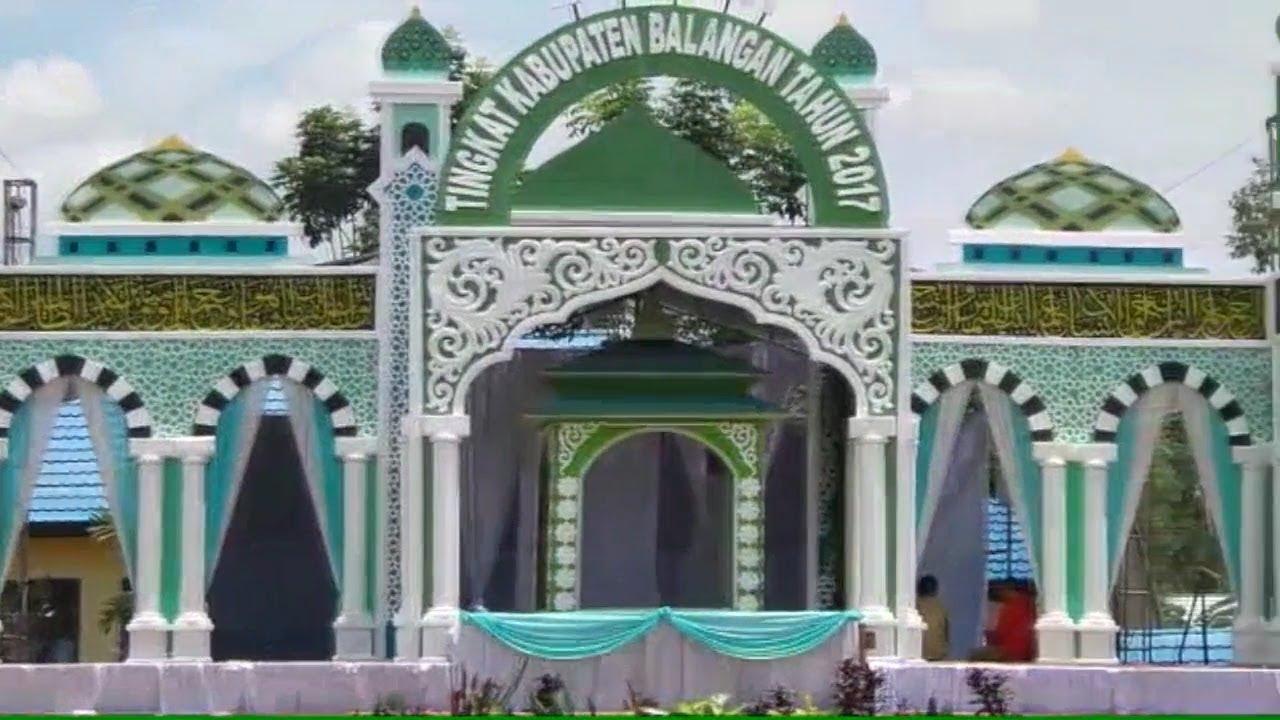 Contoh Makalah Quran Mtq