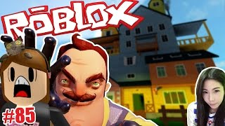 #85 Hey neighbor encounter difficulties especially when Roblox. Neighbor hell tumultuous world. Hello Neighbor (DevilMeiji)