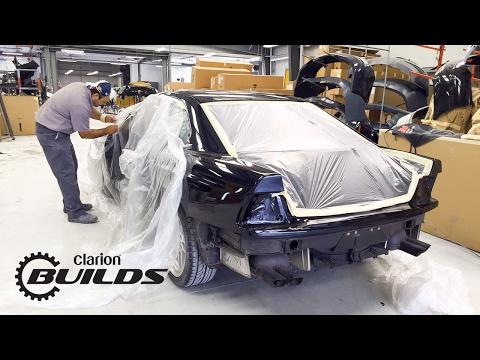 Clarion Builds 1993 BMW E31 Gets Color Change to Carbon Black Metallic
