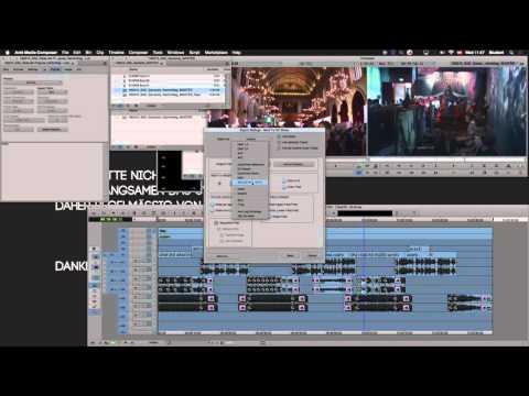 Avid Media Composer - Unterricht 5.1