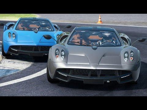Project Cars - PS4-Version in der Vorschau / Preview
