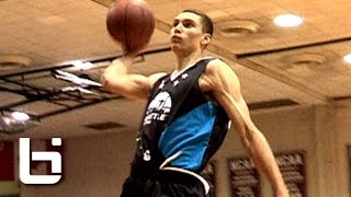 jamal crawford vs zach lavine in seattle pro am all star game nba pros show out