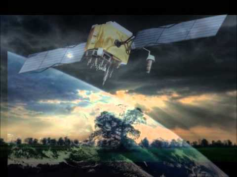 Satellite music video project