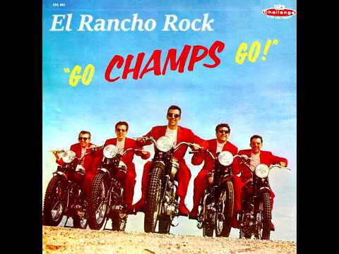 The Champs - Go, Champs, Go! (1958) - Full Album