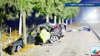 Padres abandonan al niño de 12 años que chocó auto en Tláhuac Video Lo entregan al DIF