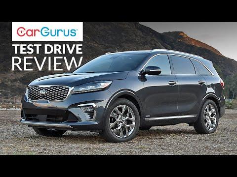 Kia Sorento | CarGurus Test Drive Review
