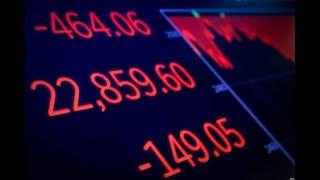 VOA连线(方冰):贸易战前景不明,股市走低