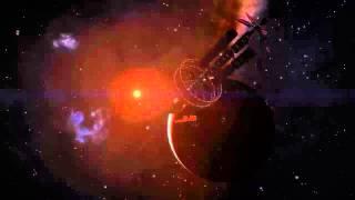 1 hour Time lapse of Elite Dangerous orbit mechanics.