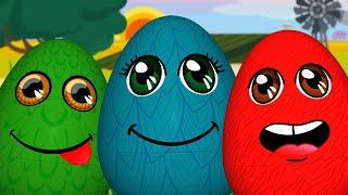 Huevos Sorpresa de La Granja de Zenón | Aprende los Colores | La Granja de Zenón