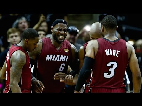 LeBron James is Hurt! Will Cramps Slow Down a Miami Heat Title in 2014?