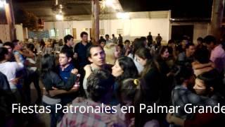 Baile del 3 de mayo - Fiestas Patronales Palmar Grande