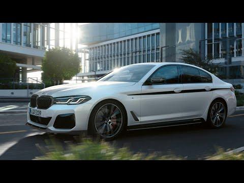 Обновленная пятерка BMW! Обзор! 5 Lci 2020!