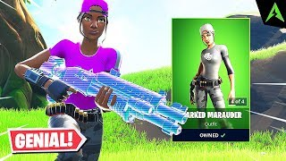 The most * CUSTOMIZABLE * and SPECIAL skins of Fortnite..