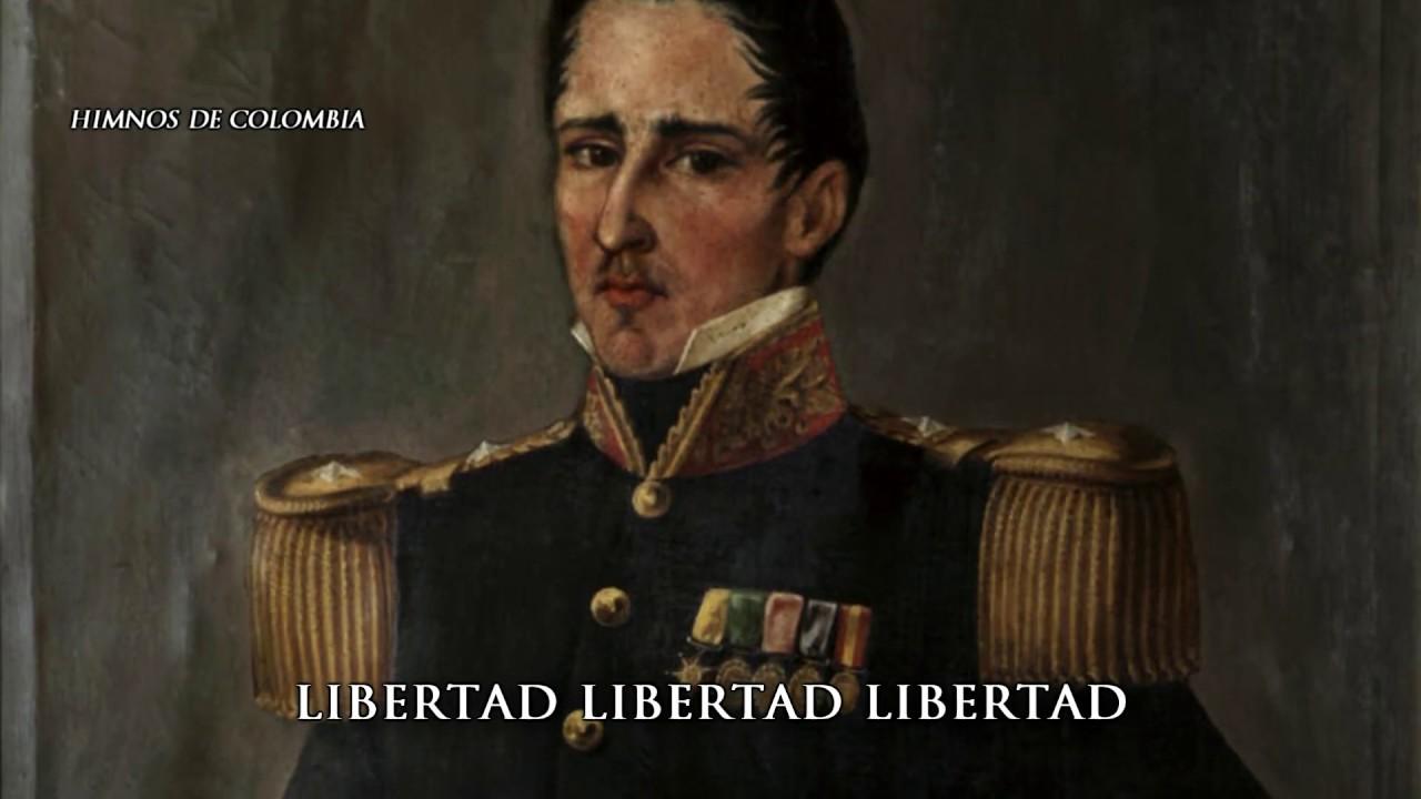 """""""Al 20 de Julio"""" -  El Himno De La Nueva Granada"""